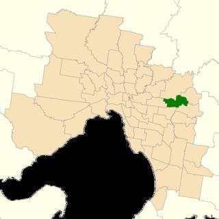 Electoral district of Ringwood (Victoria)