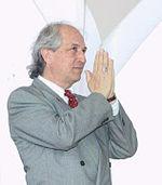 Vittorio Storaro en Cannes en 2001