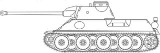 VK 30.01-30.02 (D) Medium tank