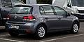 VW Golf 1.2 TSI Move (VI) – Heckansicht, 25. August 2012, Velbert.jpg