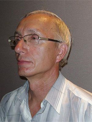 Vyacheslav Baburin - Baburin in 2012
