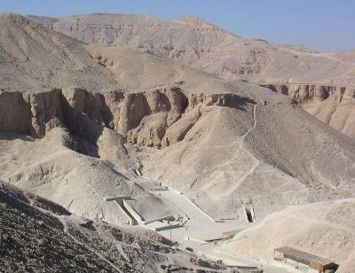 Valley of the Kings (Luxor, Egypt)