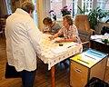 Vallokal Linkoping 2010 domkyrko 14 rostlangd.jpg
