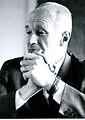 Valtionarkisto 1967. Arkistoneuvos Martti Kerkkonen arkistopäivillä 25.5.1967. Kansallisarkisto.jpg