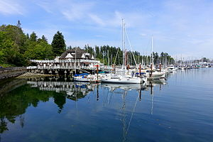 Vancouver Rowing Club - Image: Vancouver Rowing Club DSC09746