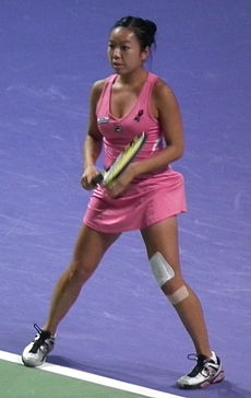 Vania King at the WTA Istanbul 2011.jpg
