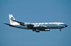 Varig Boeing 707-320C PP-VLK ZRH May 1980.png