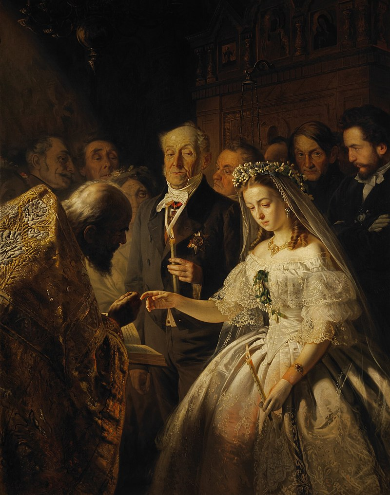 Vasily Pukirev - Неравный брак - Google Art Project.jpg