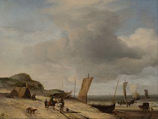 Dunes at Scheveningen