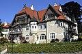 Velden Karawankenplatz 1 Mösslacherhaus SO-Ansicht 24052014 8301.jpg