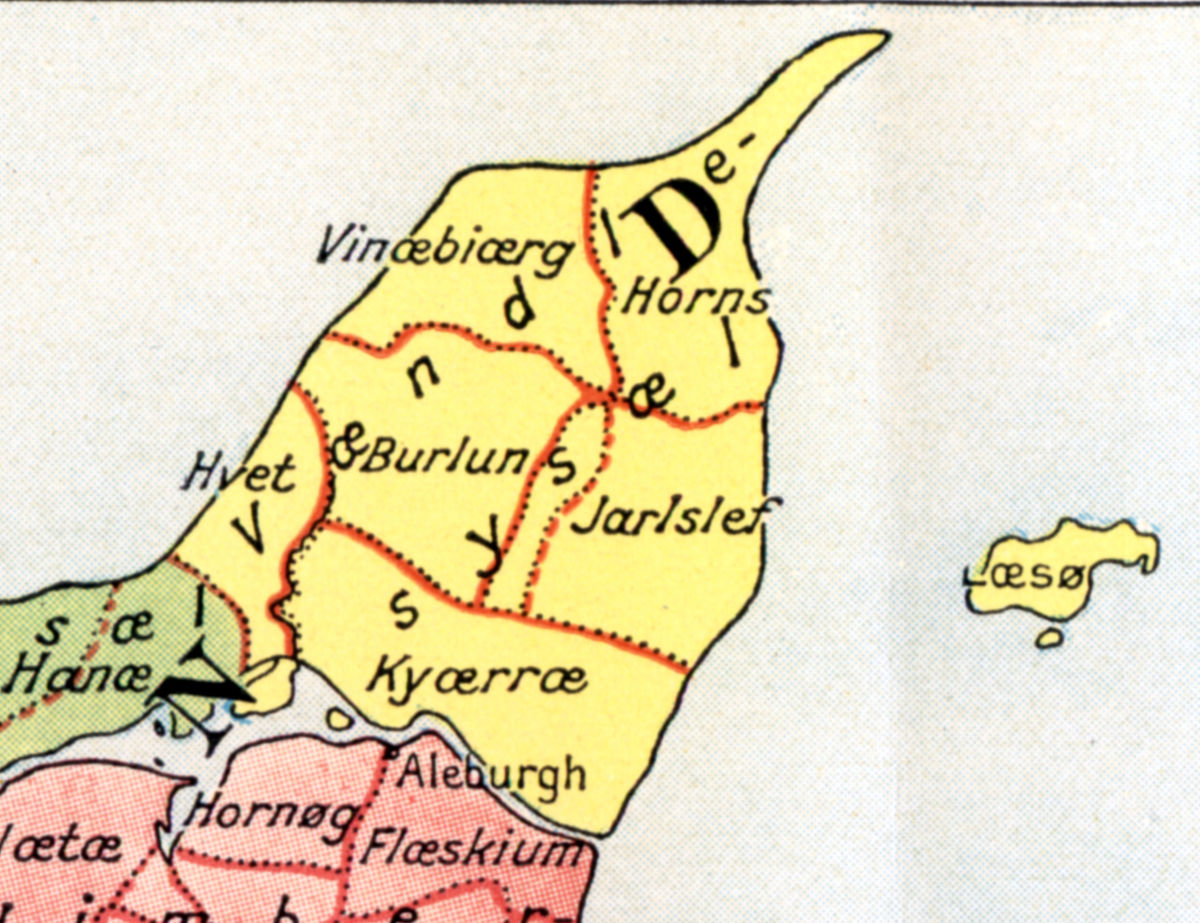 Vendsyssel Wikipedia Den Frie Encyklopaedi