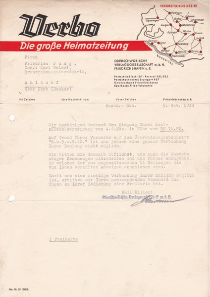 File:Verbo - Die große Heimatzeitung - Oberschwäbische Verlagsgesellschaft m. b. H. - Friedrichshafen a. B..tif
