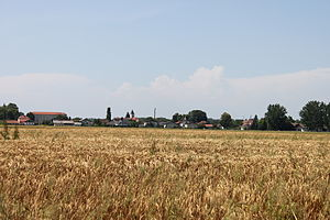 Veržej - Image: Verzej (Wernsee); Slowenien; in der Untersteiermark