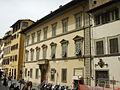 Via de' pepi, piazza santa croce, palazzo 02.JPG