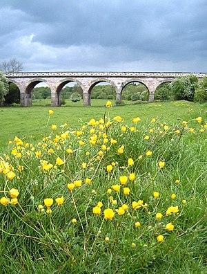 Leeds and York Railway - Image: Viaduct geograph.org.uk 11601