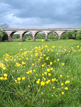 Tadcaster - Tadcaster Viaduct