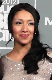 Vicki Chase at XBIZ Awards 2012.png