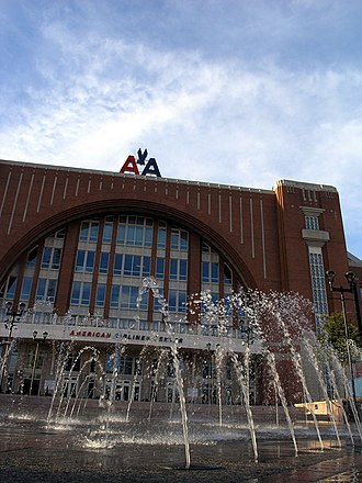 Dallas Mavericks - Mavericks began playing at the American Airlines Center in 2001.