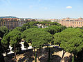View from Castel Sant'Angelo 6 (15462746781).jpg