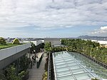View from top of Hakata Station (north).jpg