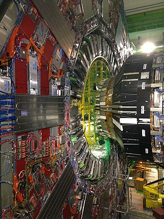 Large Hadron Collider - CMS detector for LHC