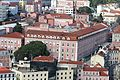 View of Hospital São José from Castelo de São Jorge.JPG
