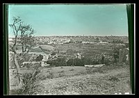 View of Jerusalem from the Mount of Olives LOC matpc.14956.jpg
