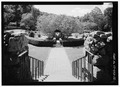 View of Sunken Garden from northeast. - Hill-Stead, 35 Mountain Road, Farmington, Hartford County, CT HABS CT-472-12.tif