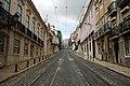 View of a street in Lisbon, Portugal, Southwestern Europe.jpg