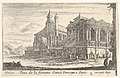 View of the Fountain of the Innocents, Paris, with the Church of the Holy Innocents beyond MET DP834133.jpg