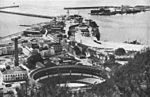 View of the Port of Málaga c1961.jpg