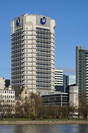 Union Investment - Union Investment headquarters in Frankfurt