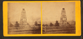 View of the monument for the Second Battle of Bull Run, from Robert N. Dennis collection of stereoscopic views 2.png