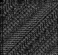 Table utilisée pour le chiffre de Vigenère