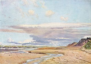 The Beach at Kandestederne, West Jutland