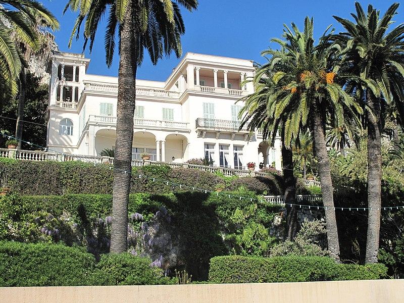 Visiter La Villa Orsucci De Caroline Bonaparte