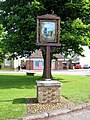 Village sign, Willingham, Cambs - geograph.org.uk - 176368.jpg