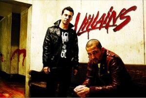 Villains (electronic music group) - Image: Villainsbloodyhotelw ikipedia