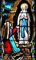 Villeréal - Église Notre-Dame - Vitrail avec apparitions -5.jpg