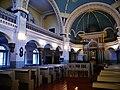 Vilnius Choraline Sinagoga Innen Langhaus 4.jpg