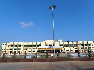 Viluppuram Railway Junction Main Building.jpg