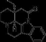 Struktur von Vinburin