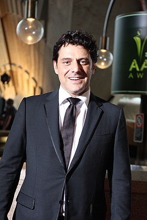 Vince Colosimo - Colosimo at the Australian Academy of Cinema and Television Arts Awards.