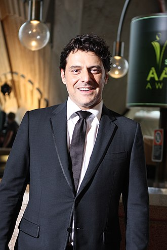 Vince Colosimo - Colosimo at the Australian Academy of Cinema and Television Arts Awards