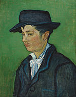 Vincent van Gogh - Portrait of Armand Roulin - Google Art Project.jpg