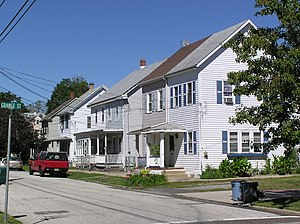 Vincentown, New Jersey - Vincentown Historic District