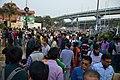 Visitors - 40th International Kolkata Book Fair - Milan Mela Complex - Kolkata 2016-02-04 0886.JPG