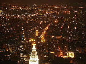 Vista Panoramica Empire State-Nueva York6539