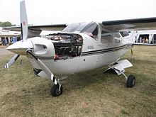 In a Cessna 210 the engine temperature is a key factor