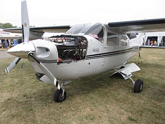 Cessna 210 - A Vitatoe Cessna 210N conversion
